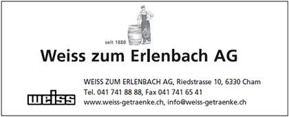 Weiss zum Erlenbach